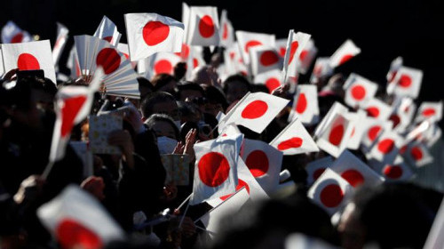 Japanese Flags
