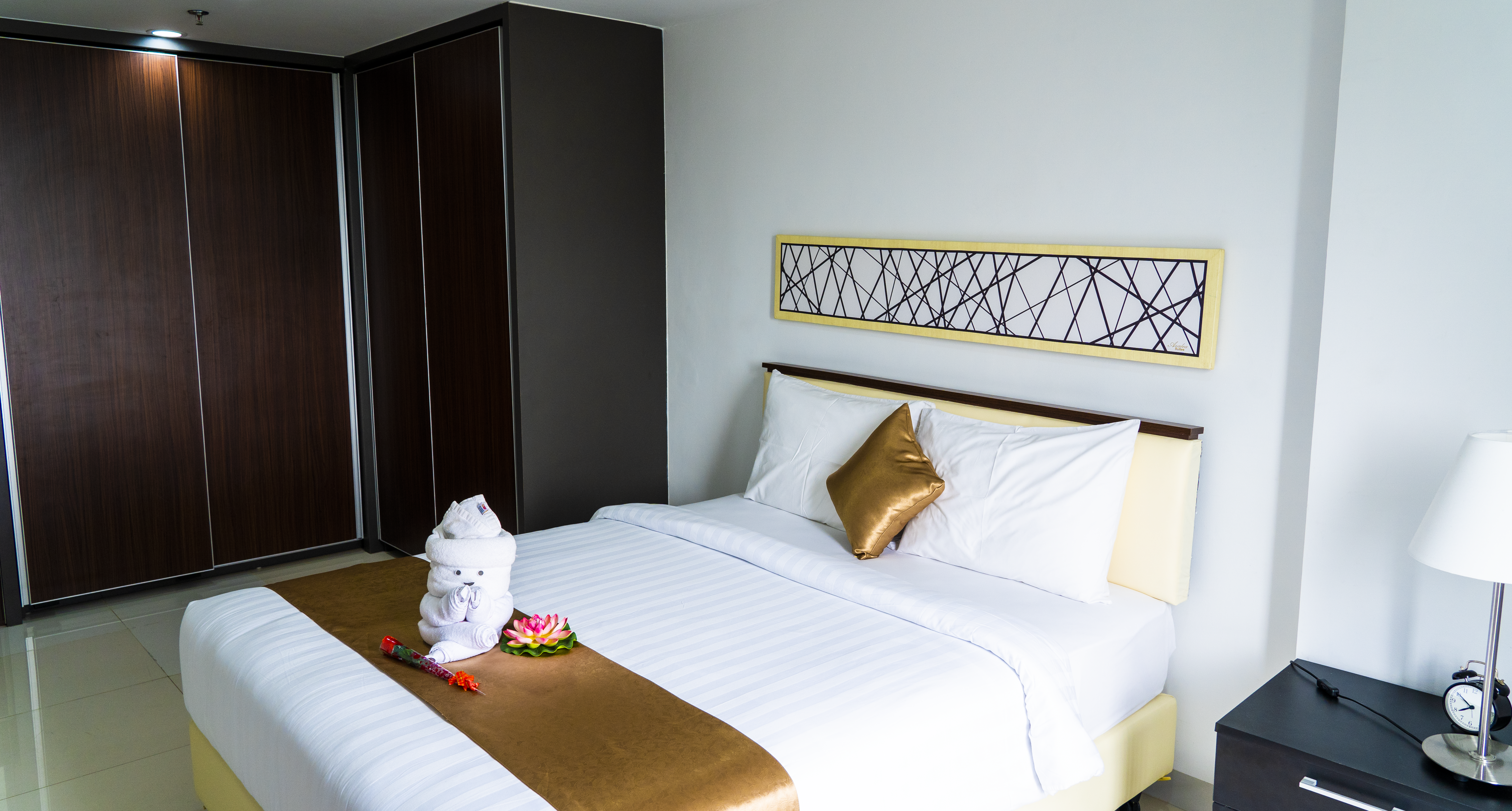 Azalea Suites Cikarang Gallery Two Bedroom Suites(66m²)