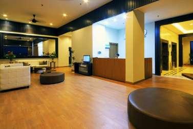 Azalea Suites Lobby Room
