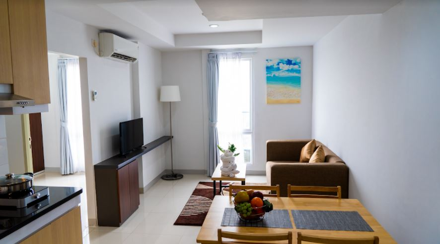 Sewa Apartment Fully Furnished Cikarang